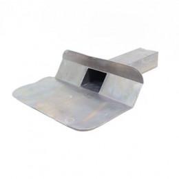 Sortie d'écoulement  pour eau de pluie 25/30P 60-80  31cm 45°