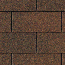 Bardeaux de toiture CT20 - Cedar Brown