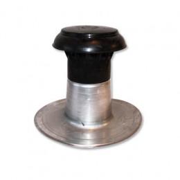 Évent complet simple Ø 50-60 mm aluminium