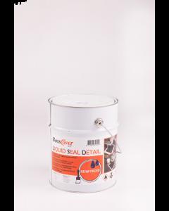Bosscover Liquid Seal pâte de réparation noir 6 kg